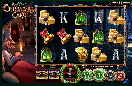 7 Reels Review Christmas Carol