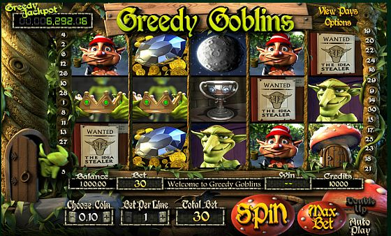 7 Reels Review Greedy Goblins