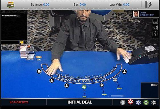 7 Reels Review Live Blackjack