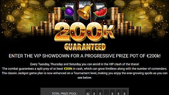 7 Reels Review VIP Tournament