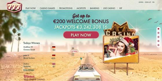 777 Casino Review Main