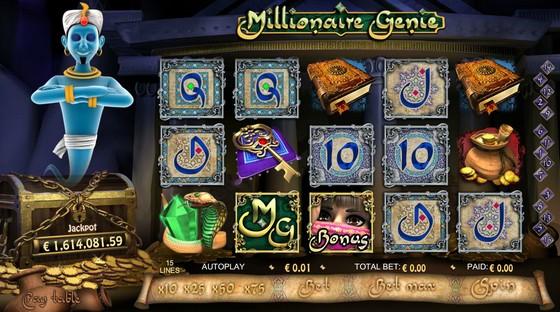 777 Casino Review Millionaire Genie