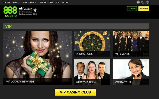 best online casino for vip