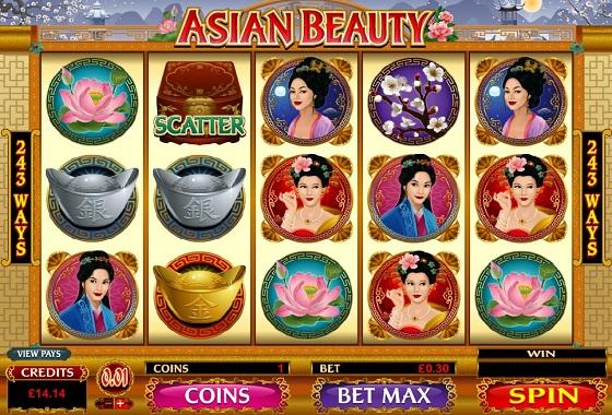 Spiele Asian Beauty - Video Slots Online