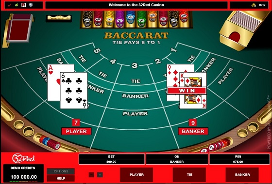 Baccarat Software