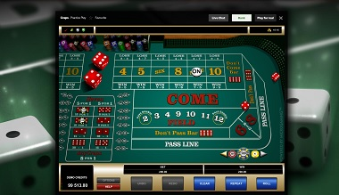 Number Two Best Craps Site