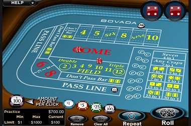 Best Craps Site