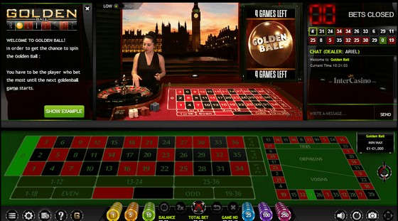 Extreme Live Casino
