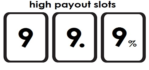 High Payout Slots