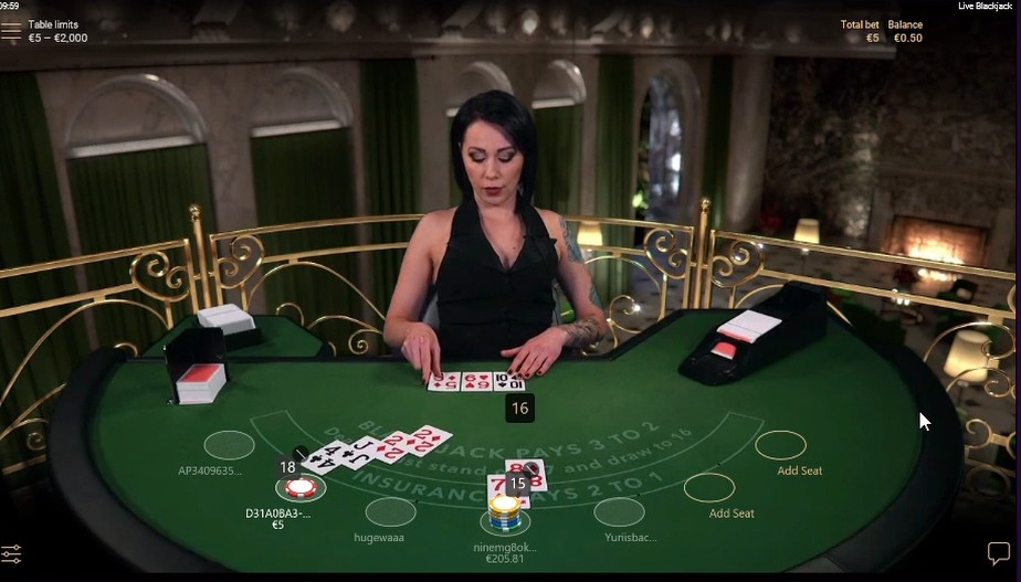 Blackjack Dealer Scores