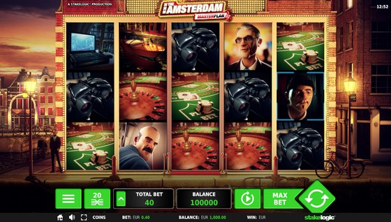 The Amsterdam Masterplan Slot