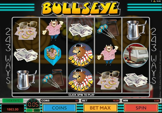 Casino Luck Review: Bullseye