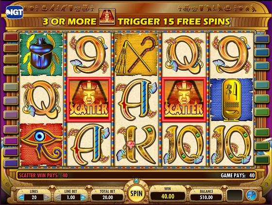 Triple fortune dragon slot machine in las vegas