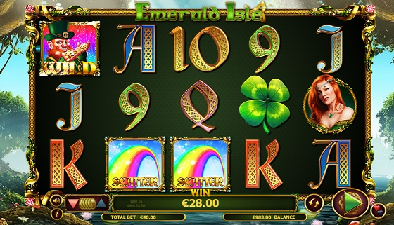 Emerald Isle - Fairytale Slot
