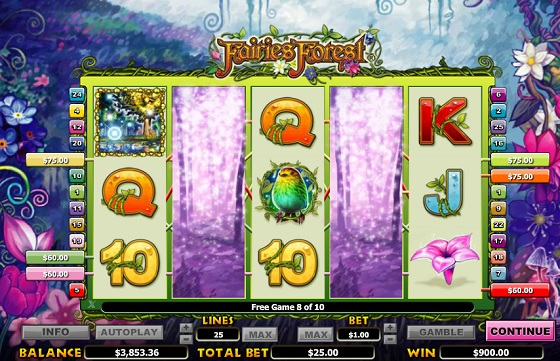 Fairies Forest- Fairytale Slot