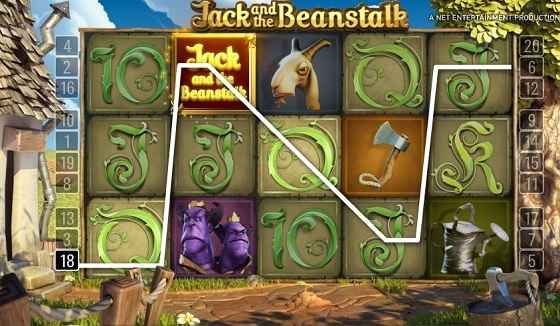Jack And The Beanstalk - Fairytale Slot