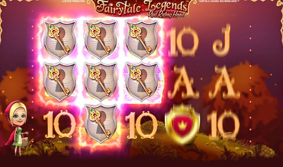 Red Riding Hood - Fairytale Slot