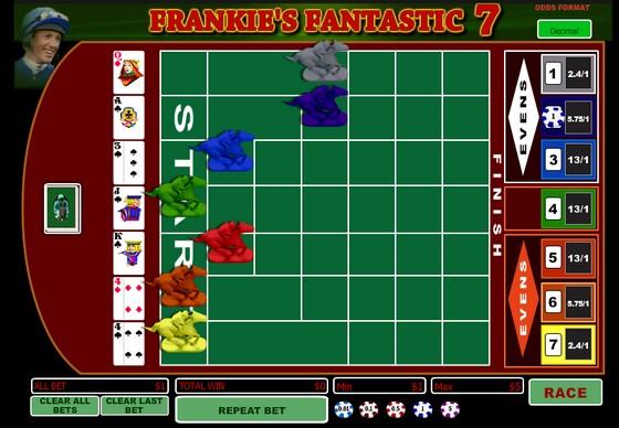 Frankie's Fantastic Seven