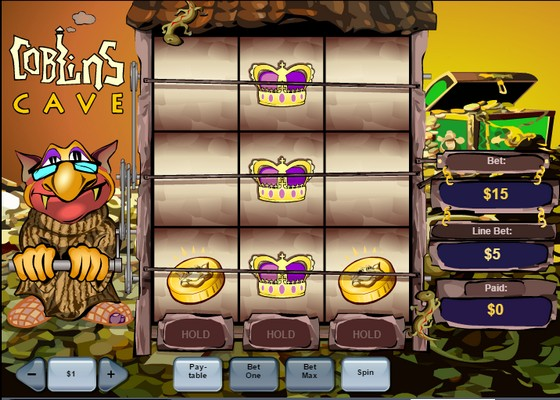 Goblin's Cave – High Payout Slots