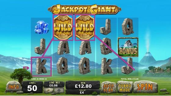 Jackpot Giant – Progressive Jackpot