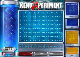 Keno william hill