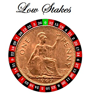 online casino roulette low stakes