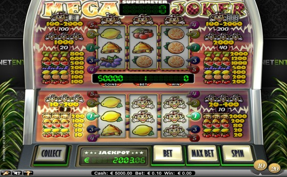 Mega Joker- High Payout Slots