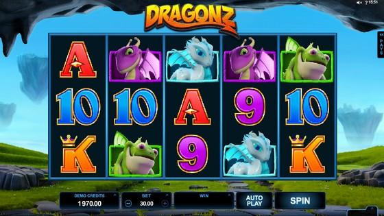 Dragonz _ Rizk Online Casino
