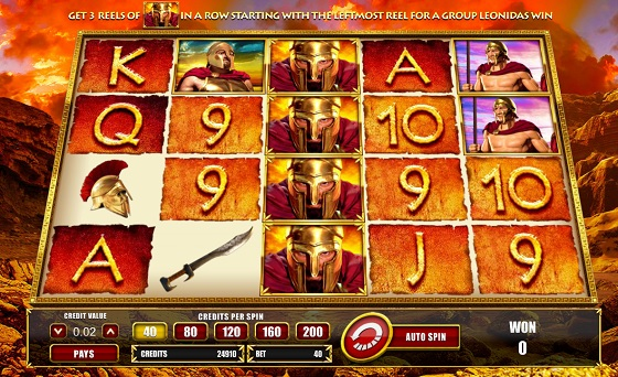 Netbet Review Leonidas