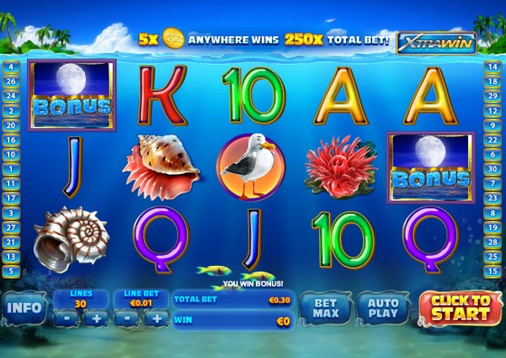 Play Dolphin Cash Online Slots at Casino.com