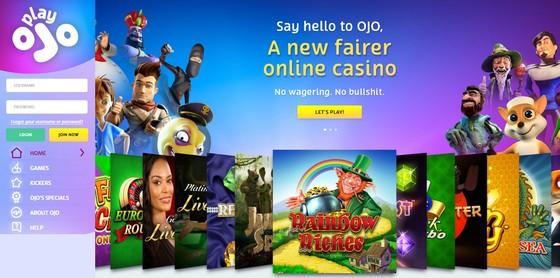 Ojo online casino