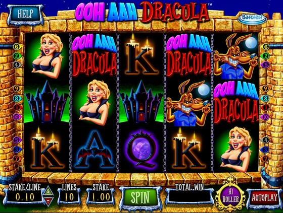 Ooh Aah Dracula – High Payout Slots