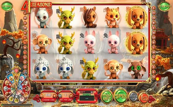 4 Seasons Slot