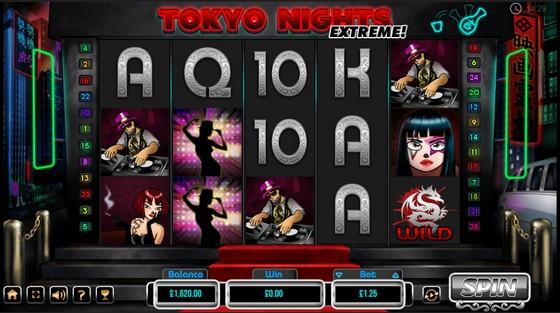 Tokyo Nights Extreme Slot