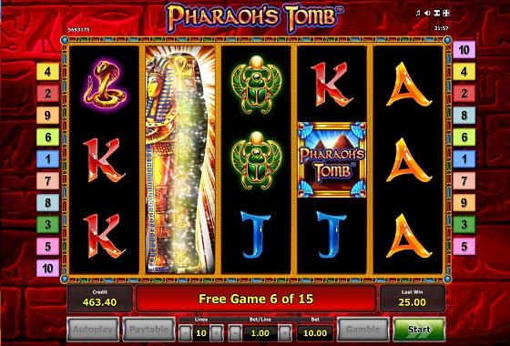 Slot Pharaoh's Fortune von IGT –kostenlos online spielen