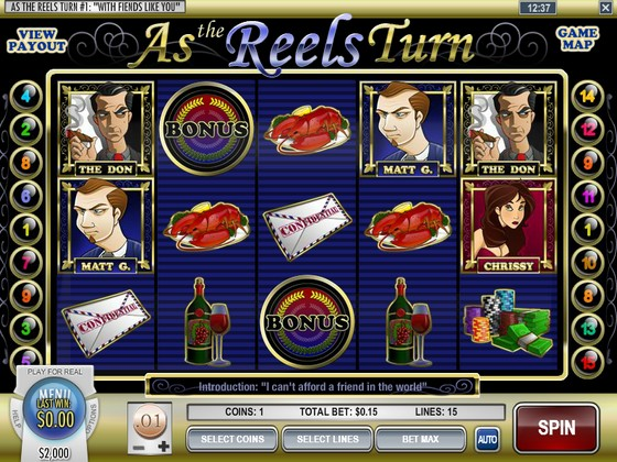 Opening as the reels turn ep1 rival casino slots wins 2020