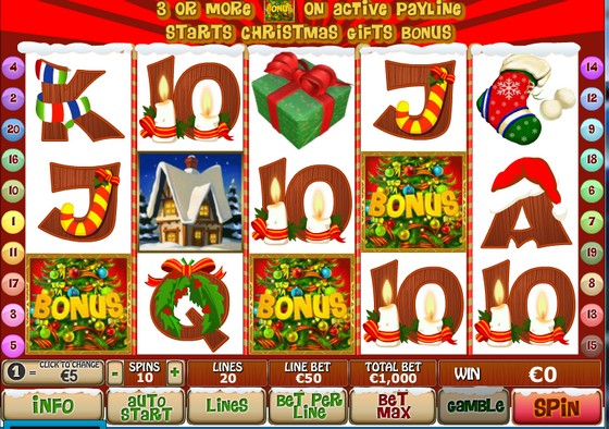 Santa Surprise – High Stakes Slot