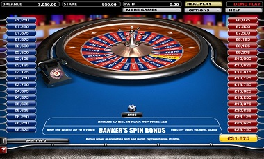 third best roulette site