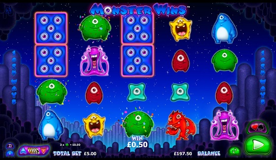 Spinit Casino Review Monster Wins