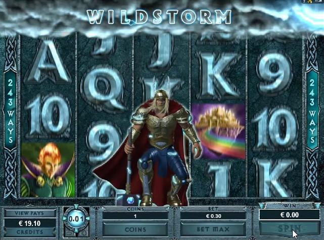 Thunderstruck II Slot from Microgaming