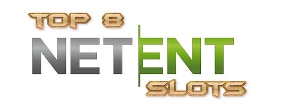 Top 8 NetEnt Slots