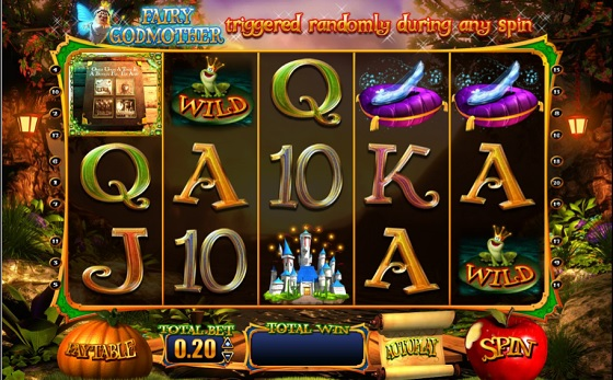 Wish Upon a Jackpot - Fairytale Slot