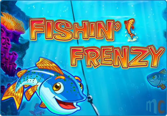 Online Casino Fishin Frenzy