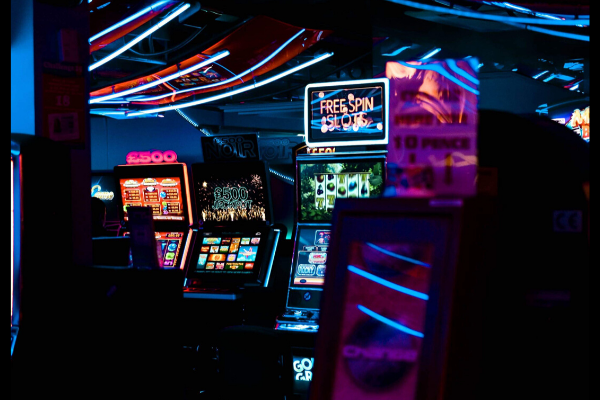 A picture of arty video slots