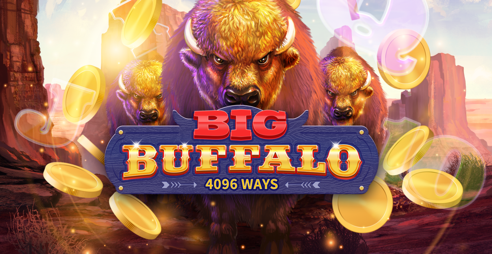 Big Buffalo Slot