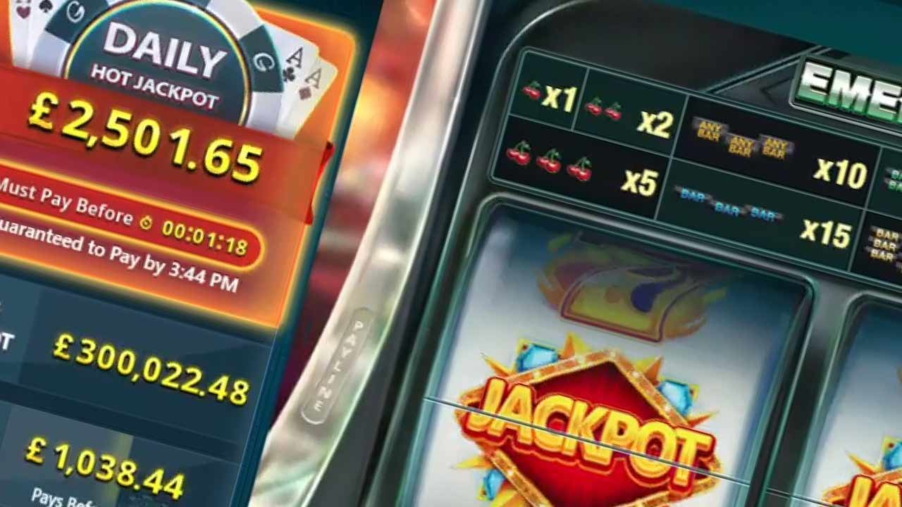 Red Tiger progressive jackpot