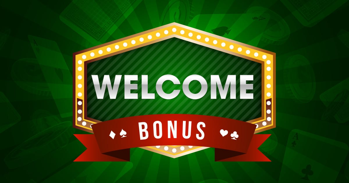 Welcome Bonus