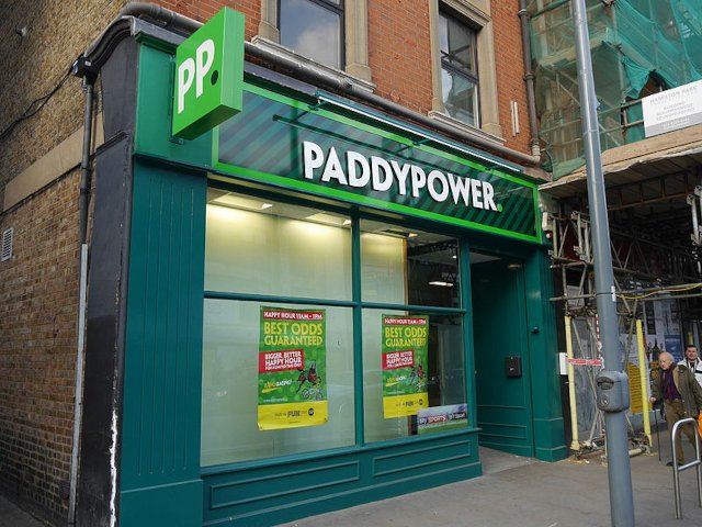 Paddy Power Blunder