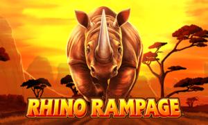Rhino Rampage slot