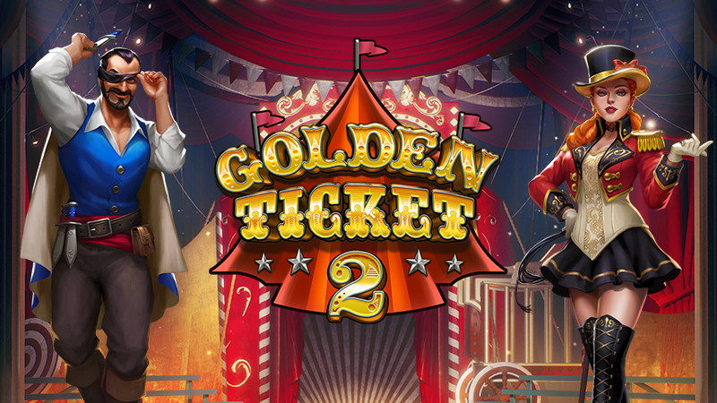 Golden Ticket 2 slot